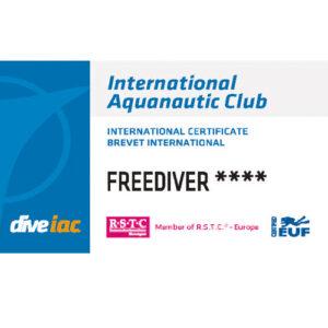 IAC Freediver Level 4